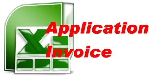 Sub Contractor/Contractor Application for Payment or Invoice Template